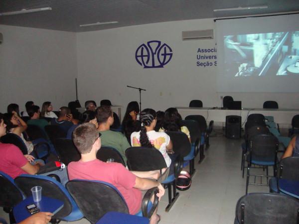 Curso FILOSOFIA, CORPOREIDADE e CINEMA realiza seu quinto encontro