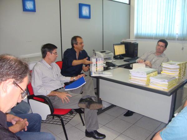 Representantes da UnirG se reúnem com o Ministério Público