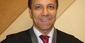 Juiz Luiz Zilmar dos Santos Pires, primeiro presidento da APUG cumpriu mandato durante os anos de 1988 e 1989.