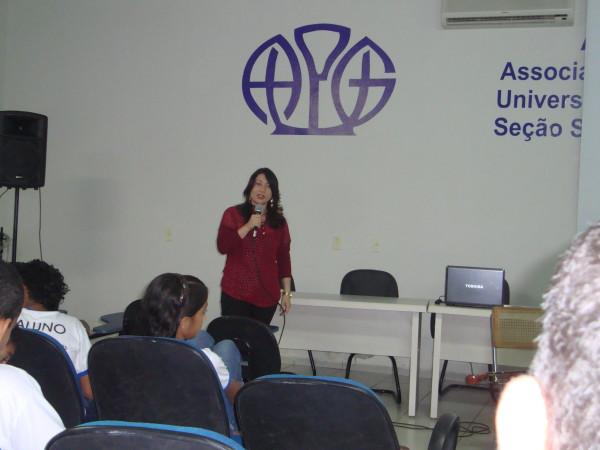 PROPESQ faz lançamento da Revista Amazônia Science & Health no auditório da APUG