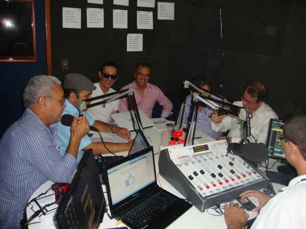 Bloco de debates no rádio sobre a UnirG terminou nesta sexta