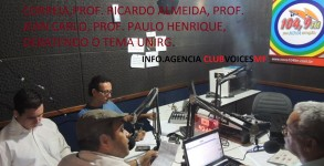 Debate no Rádio 1