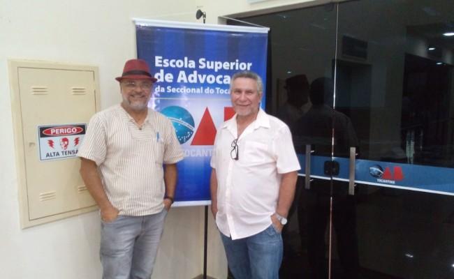 Diretores da Apug participam de Seminário sobre assédio moral na OAB em Palmas