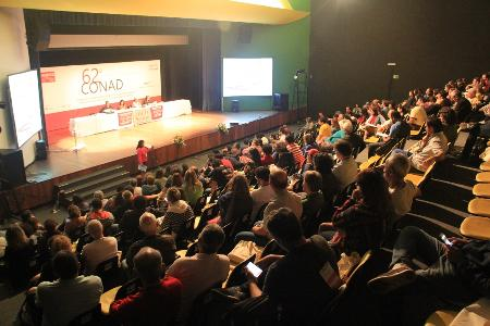 Plenária do Conad debate tarefas do movimento docente frente à conjuntura