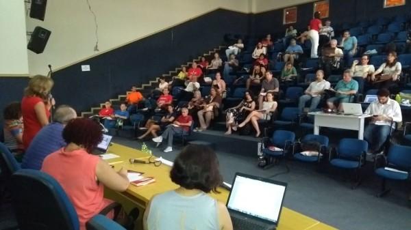 XV Encontro das Iees/Imes reuniu docentes de 25 seções sindicais