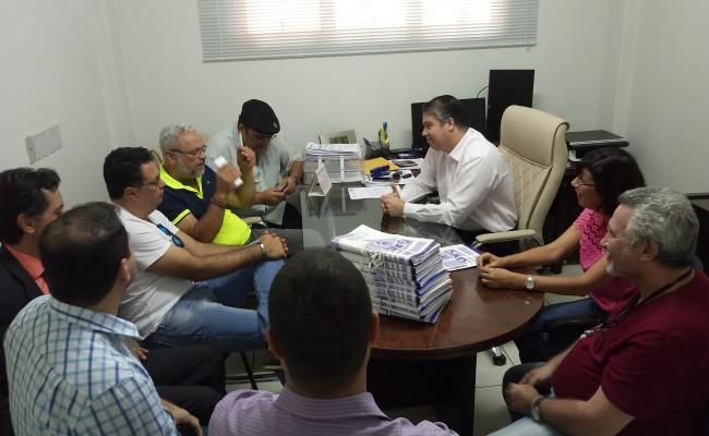 Diretoria e comissão de negociação reivindicam posicionamento da Fundação sobre Progressões