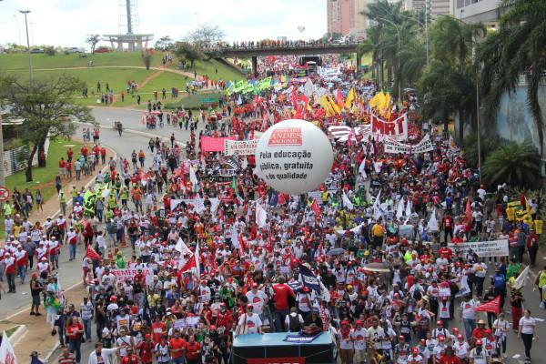 Centrais Sindicais convocam greve nacional dia 5 contra reforma da Previdência