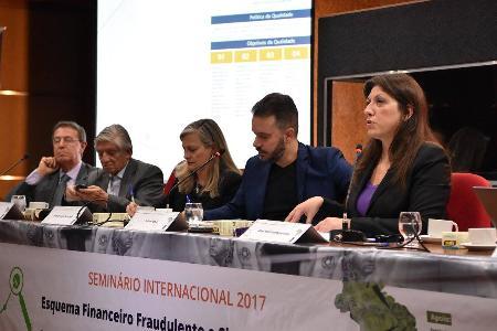Experiências internacionais marcam seminário sobre sistema da dívida pública