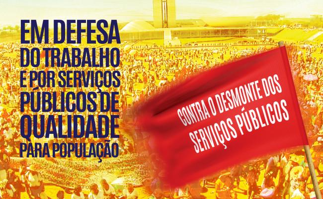 Docentes participarão de Caravana à Brasília dia 28 contra os ataques do governo