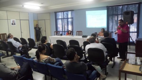 Nota sobre a reunião do Conselho Superior que pautou reenquadramento