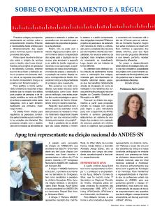 Jornal da APUG Unirg3