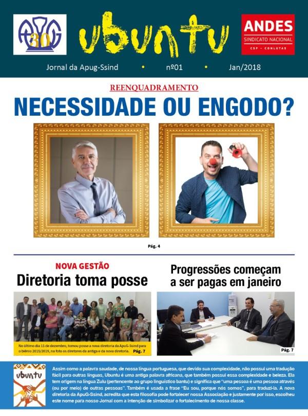 Apug lança edição de jornal Ubuntu