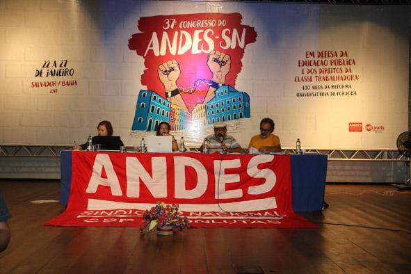Eleição do ANDES-SN para o próximo biênio terá duas chapas