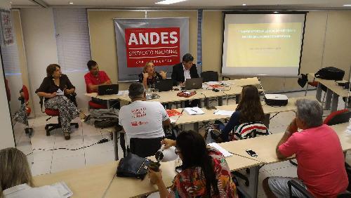 GTs do ANDES-SN analisam financiamento da educação pública