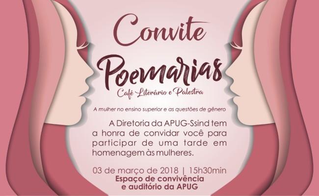 Apug promoverá debate sobre a situação da mulher no ensino superior