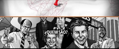 Estudo aponta quem controla a mídia no Brasil