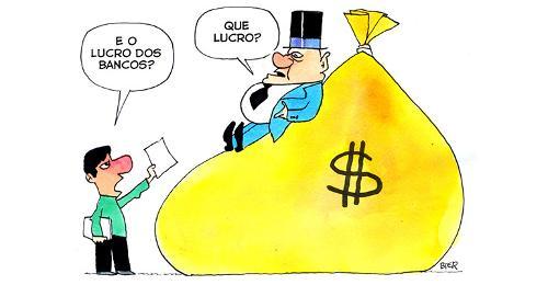 Em meio à crise, bancos brasileiros anunciam lucros bilionários