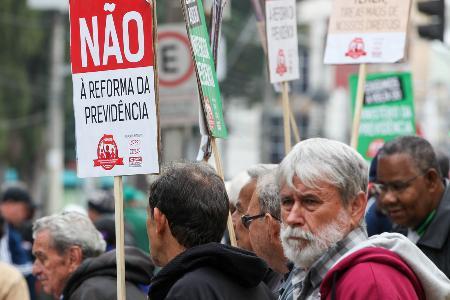 Centrais reafirmam dia nacional de paralisações contra Reforma da Previdência