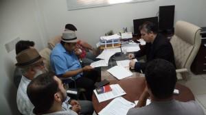comissão negociaçao