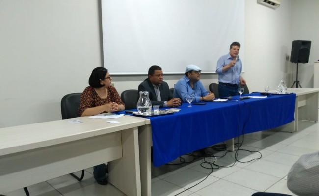 APUG sedia debate entre candidatos ao governo do Tocantins