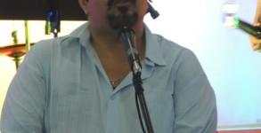 Paulo Henrique, presidente da APUG.