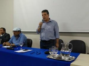 Mário Lúcio Avelar (PSOL), candidato a governador.