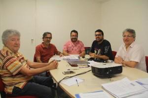 comissão eleitoral ANDES