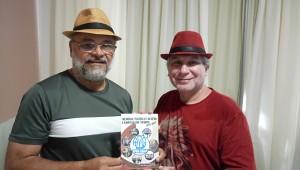Gilberto Correia e Joel Pinho.