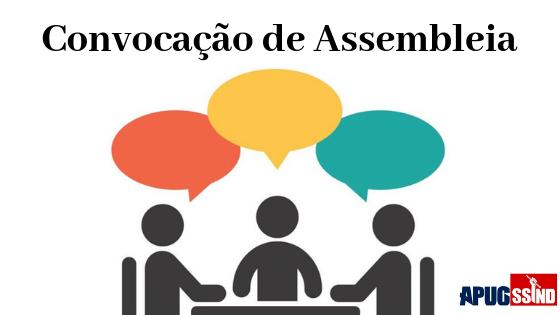 APUG convoca Assembleia Extraordinária para falar da precarização do trabalho docente e mais