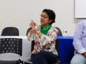 Neila Nunes, Representante do SESDUFT