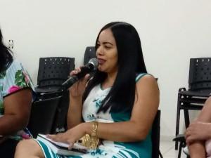 Luciléia Barbosa, presidente do SISEMG.