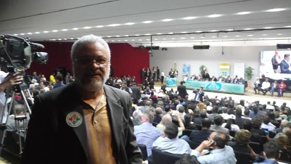 Representante da APUG participa do Lançamento da Frente Parlamentar Mista em defesa da Previdência