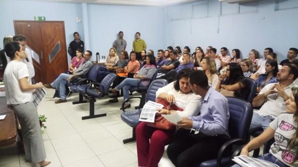 APUG participa de reunião com Reitoria e Fundação UnirG