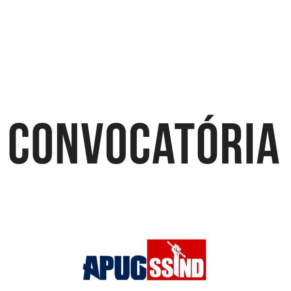CONVOCATÓRIA: ASSEMBLEIA EXTRAORDINÁRIA