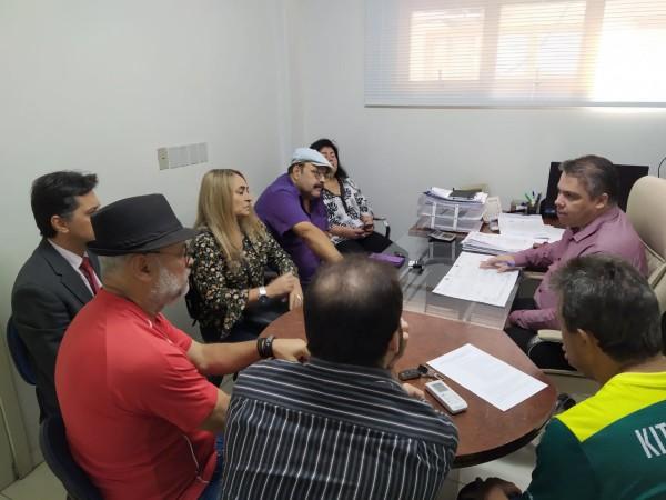 Reunião entre APUG e Fundação UnirG: Recomposição Salarial, Portaria das 24 horas e mais