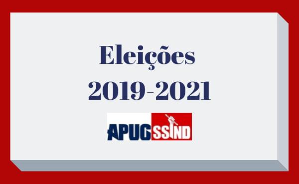 ELEIÇÕES APUG 2019: DEFERIMENTO DE INSCRIÇÃO DE CHAPA
