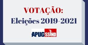 Eleições APUG 2019-2021