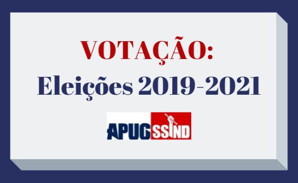 IMPORTANTE: Alterado o local de votações do segundo dia das Eleições APUG
