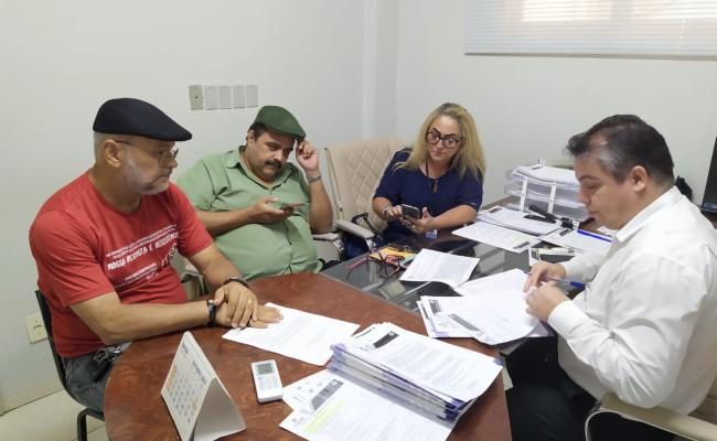 Reunião entre APUG e Fundação: últimas medidas tomadas