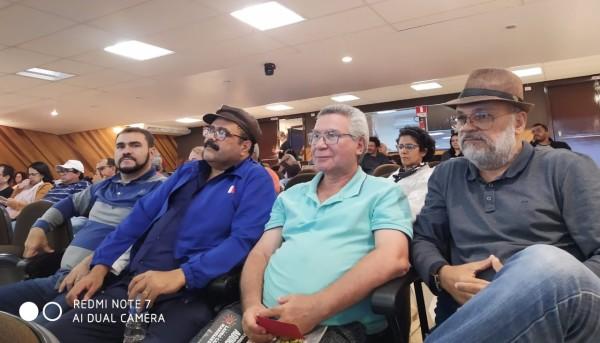 APUG presente no 39° Congresso Nacional do ANDES