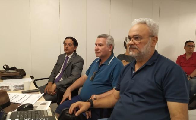 APUG participa do Encontro Nacional Jurídico e de Reunião Conjunta do ANDES-SN