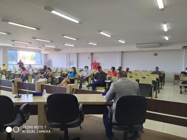 Projeto da reforma do GurupiPrev foi encaminhado às comissões da Câmara
