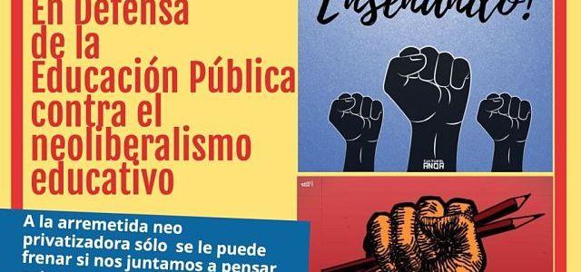 Defesa da Educação Pública e combate ao Neoliberalismo são temas do 1º Congresso Mundial da Educação