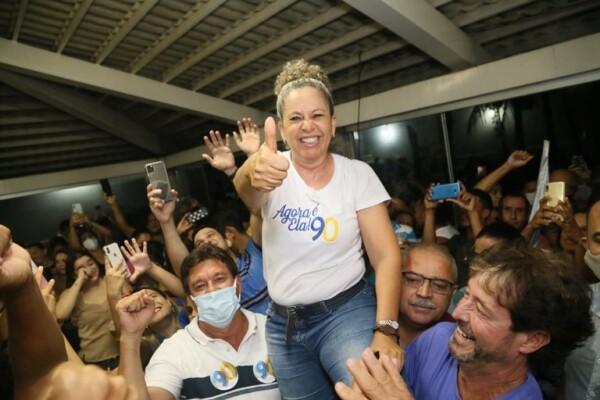 Josi Nunes, professora da Unirg, é eleita prefeita de Gurupi