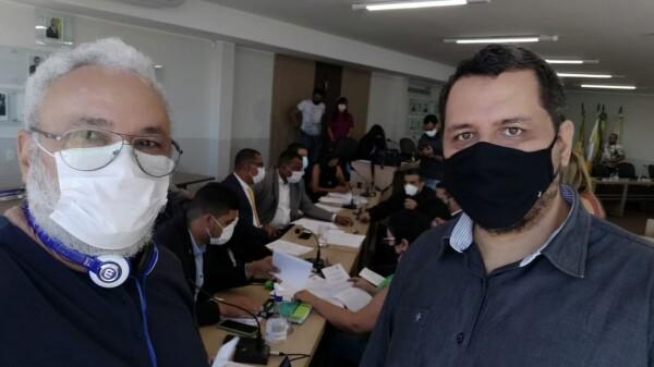 Câmara aprova Recomposição de 2020 e prefeita fecha acordo para reposição de 2019 e retroativos